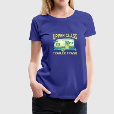 Trailer Trash Trailer Trash - Women's Premium T-Shirt