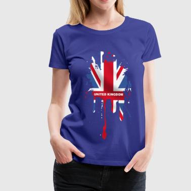 union jack 5 - Women's Premium T-Shirt