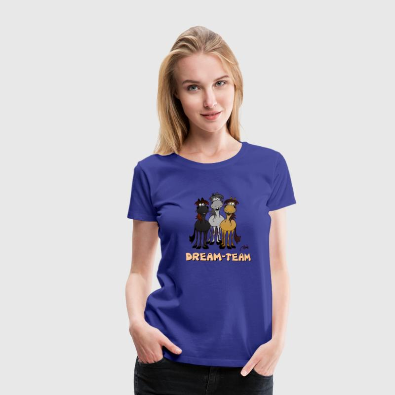 Dream Team - Frauen Premium T-Shirt