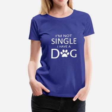 Walker DOG - Vrouwen Premium T-shirt