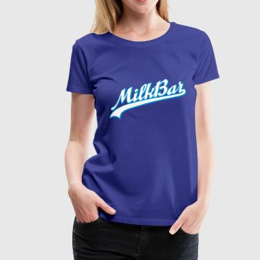 Milk Bar | Pregnant | Baby - Women's Premium T-Shirt