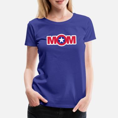 Mother's Day Star Mom - Women's Premium T-Shirt