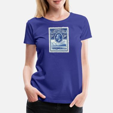 Vintage Collection V2 Stamp - Women's Premium T-Shirt