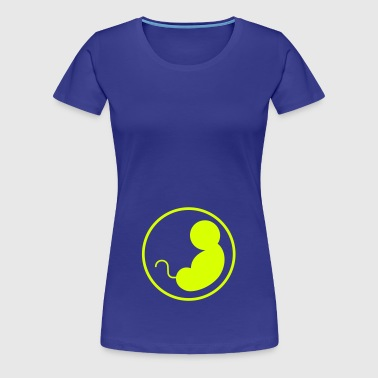 Pregnant - Baby - Maternity - Pregnancy - Women's Premium T-Shirt