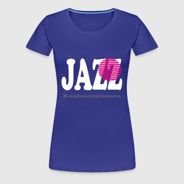 JAZZ village de nickel - T-shirt Premium Femme