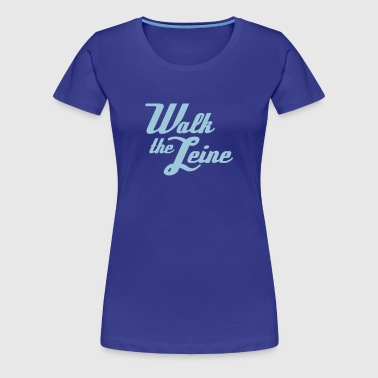 Walk The Leine Hannover-Linden - Frauen Premium T-Shirt