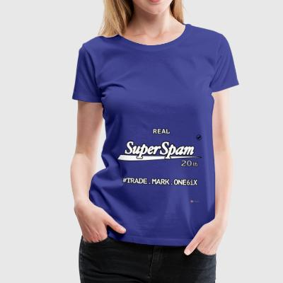onesix Spam - Frauen Premium T-Shirt