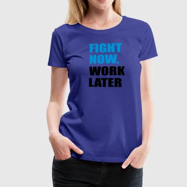 fight - Women's Premium T-Shirt