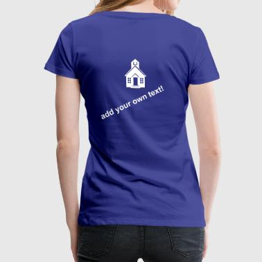 Chapel - Women's Premium T-Shirt