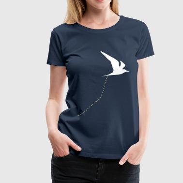 Shit Bird Bird Bird shit crap shit 2 c. - Women's Premium T-Shirt