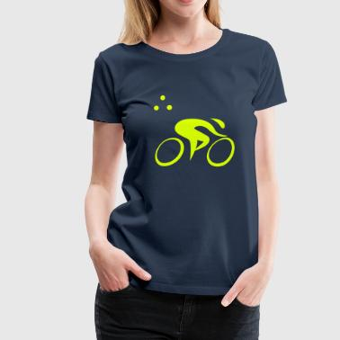 triatlon - Women's Premium T-Shirt