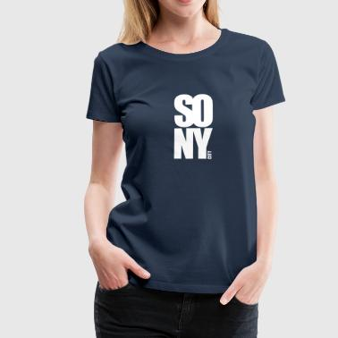 so new york city - Camiseta premium mujer