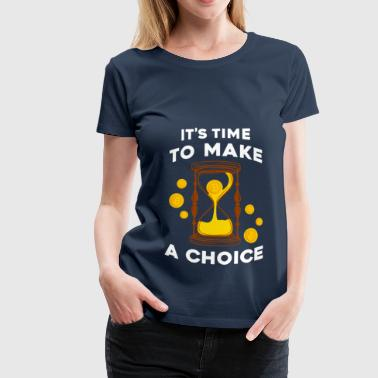 Crypto Clothing Bitcoin Gift - Women's Premium T-Shirt
