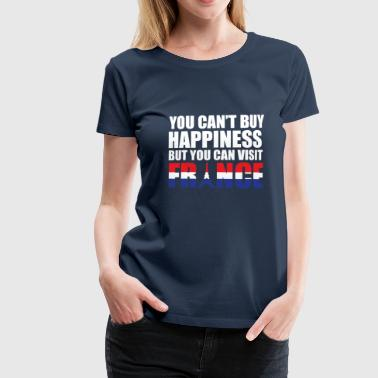 France France France Vacation T-Shirt - Women's Premium T-Shirt