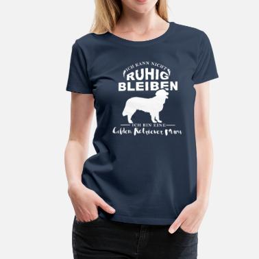 Golden Retriever Golden Retriever Mama  - Frauen Premium T-Shirt