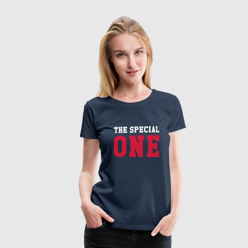 The Special One - Frauen Premium T-Shirt