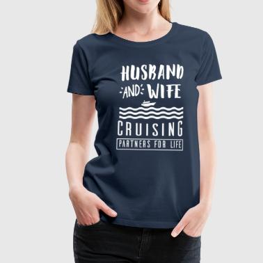 Husband and wife - Women's Premium T-Shirt