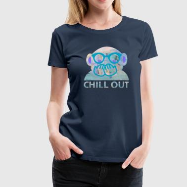 chill out  - Premium-T-shirt dam