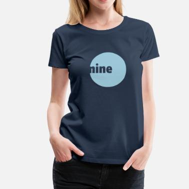 Brooklyn Nine - Dame premium T-shirt