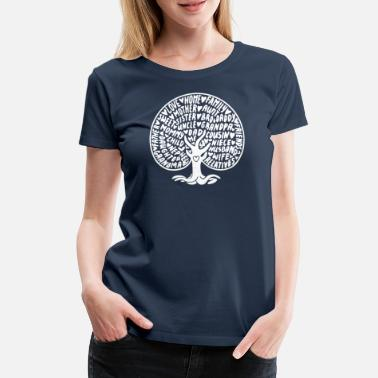 Family Tree FAMILY TREE - Family Tree Gift Idea - Women's Premium T-Shirt