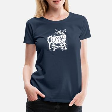 Mythical mythical creatures - Women's Premium T-Shirt