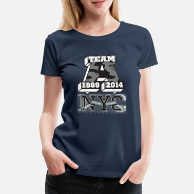 New York The Urban Legends New york - Women's Premium T-Shirt