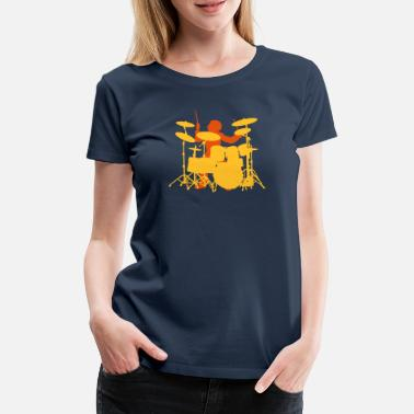 Mapex Drums - Women's Premium T-Shirt