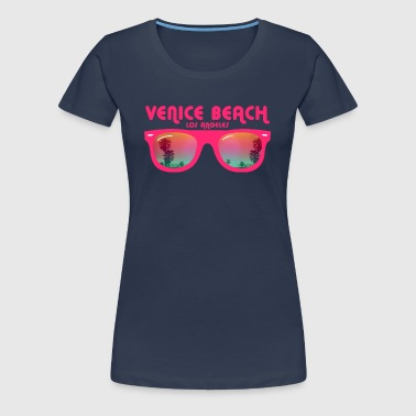 Venice Beach Los Angeles - Premium T-skjorte for kvinner