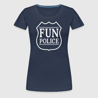 Fun Police - Women's Premium T-Shirt