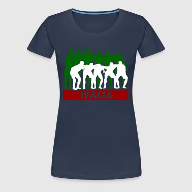 Italien Team - Frauen Premium T-Shirt