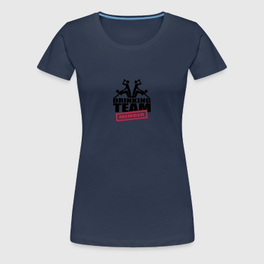 Drinking Party Team Member - Women's Premium T-Shirt