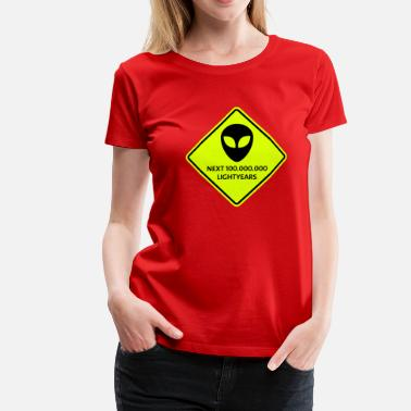 Scully Aliens - Women's Premium T-Shirt