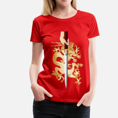 Swords Sword - Women's Premium T-Shirt