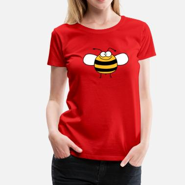 Bee  Funny Sweet Baby Bee / Bumble - Women's Premium T-Shirt