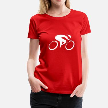 Racing bicycle - Women's Premium T-Shirt
