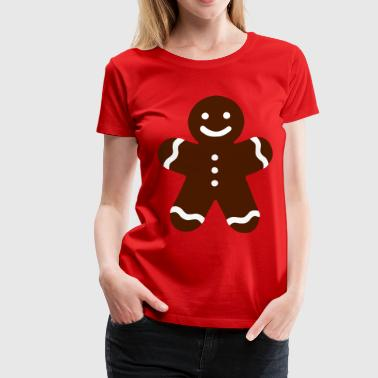 Gingerbread - Women's Premium T-Shirt