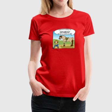 Norweger - Frauen Premium T-Shirt