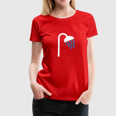 Shower - Women's Premium T-Shirt