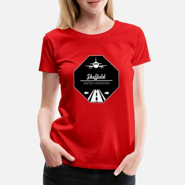 Sheffield-united Sheffield United Kingdom - Women's Premium T-Shirt