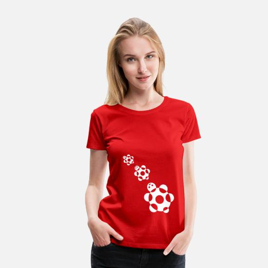 Turtle T-Shirts - Turtles - Women's Premium T-Shirt red