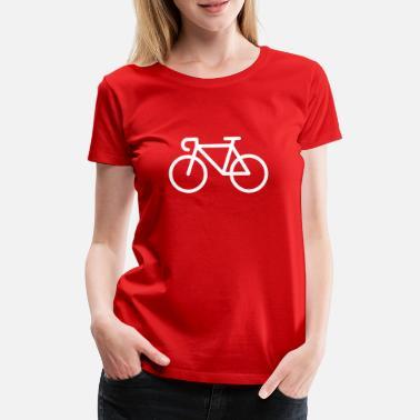 Bicicleta Pedir CamisetasSpreadshirt En Línea Pictograma y7b6vYfg