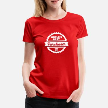 Purchase Purchaser - Women's Premium T-Shirt