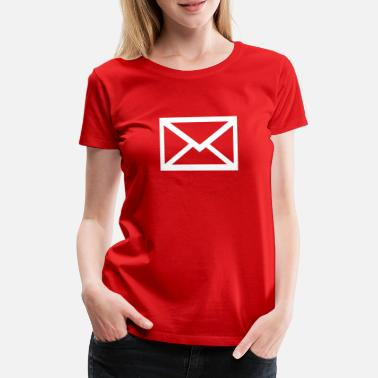 Mail Mail - Women's Premium T-Shirt