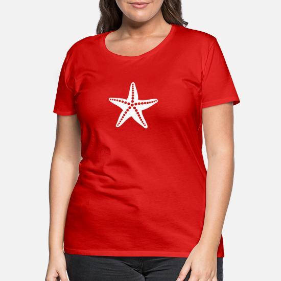 Stella Maglietta DonnaSpreadshirt Stella Marina Premium Maglietta Premium DonnaSpreadshirt Marina VpMSUz