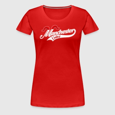 MAN UNITED - Women's Premium T-Shirt