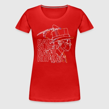 AD Repeat - Women's Premium T-Shirt