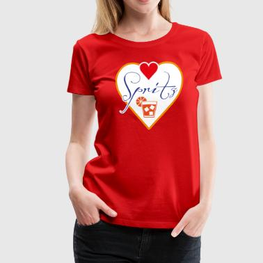 love spritz - Women's Premium T-Shirt