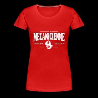 machinist - Women's Premium T-Shirt