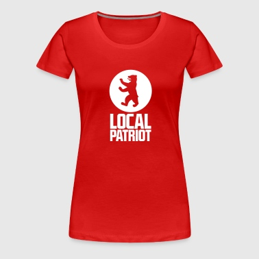 Local Patriot Berlin - Frauen Premium T-Shirt