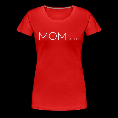 Thank you - thank you mom - Women's Premium T-Shirt